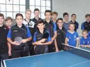 Tischtennis: Positive Bilanz beim TSV Burgheim