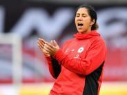 Vor Duell mit Frankreich: Jones blendet Diskussionen aus - DFB-Frauen fokussiert