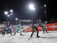 Weltcup in Östersund: Biathleten starten in den Olympia-Winter