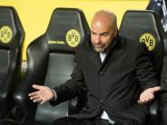 Dortmund vs. Schalke 04: «Heißes Revierderby»: BVB-Coach Bosz vor Endspiel