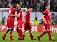 Europa League: Zweimal Frust und einmal Freude: Köln nun gegen Hertha