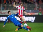 2. Liga: Union weiter zu Hause ungeschlagen - 3:3 gegen Darmstadt
