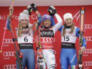 Weltcup in Killington: Ski-Ass Rebensburg in Topform:Zweiter Saison-Sieg