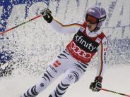 Ski: Rebensburg glänzt in der Olympia-Saison
