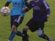 Fußball: In vier Spielklassen nur vier Partien