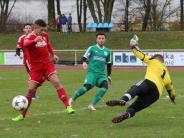 Fußball-Landesliga Südwest: Spektakuläre Szenen, aber wieder kein Tor