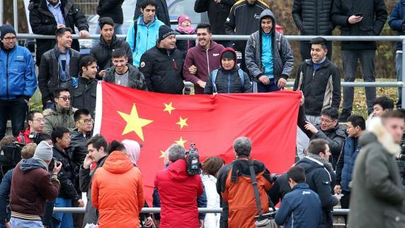 DFB stoppt Spiele gegen Chinas U20 vorerst