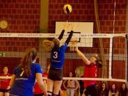 Volleyball: Anspruchsvolle Aufgaben gemeistert