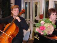 Konzert: Ein glücklicher Abend mit Cello