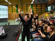 Burgau: Waldkircher Luftpistolenschützen in Burgau in Bestform