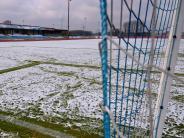 Regionalliga Bayern: Nichts geht in Illertissen - Spielabsagen in der Regionalliga