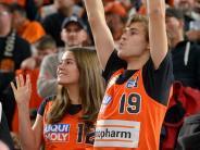 Basketball Ulm: Ungefährdeter Sieg gegen den Mitteldeutschen BC