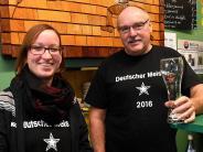 Luftpistole-Bundesliga: Ein Hoch auf die Helfer und die Halle
