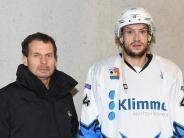 Eishockey-Landesliga: Burgaus neuer Bad Boy