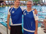 Schwimmen: Masters holen Silbermedaille und Vereinsrekord