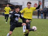 Fußball II: Starker Auftritt der U19-Junioren