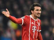 FC Bayern München: Mats Hummels ist nach dem Spektakel sauer