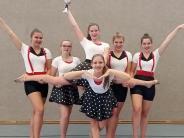 Rhythmische Gymnastik: Flotte Sohle, fetzige Musik