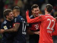 Bundesliga: Bayern vorzeitig Herbstmeister - Fragen um Bosz bei Dortmund