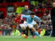 Premier League: Man City nach 2:1-Sieg bei Man United kaum noch zu stoppen