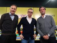 Borussia Dortmund: Stöger zu Dortmund: Sieglos-Trainer für die Sieglos-Mannschaft