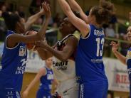 Frauen-Basketball: Pokal-Aus für die Angels
