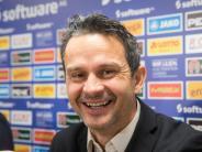 Neustart bei Null: Schuster soll Darmstadt vor dem Abstieg retten