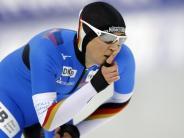 Eisschnelllauf: Pechstein fixiert auf Olympia: Kein EM-Start in Kolomna