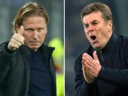 Freitagsspiel: Gisdol will mit dem HSV in Gladbach «unschön» punkten