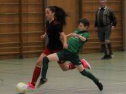 Futsal: Hochbetrieb in den Hallen