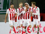 Fußball-Bundesliga: Köln feiert ersten Sieg - Bremen stürzt HSV auf Rang 17