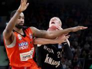 Basketball-Bundesliga: Du kommst hier nicht durch