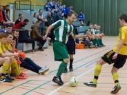 Futsal: Triumph nach Stotterstart