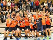 Volleyball: So feiert der Favoritenschreck