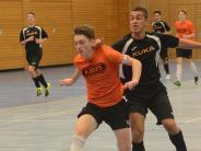 Futsal: Zweimal entscheidet der direkte Vergleich