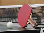 Tischtennis: Ungeschlagen an der Spitze