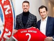FC-Bayern-News: FC Bayern: Sandro Wagner wechselt für zwölf Millionen