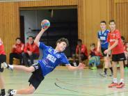 Handball: Jubel nach dem Herzschlagfinale