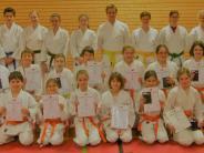 Karate: Drei Stunden höchste Konzentration