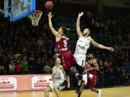 Basketball Bundesliga: Bayerns Korbjäger gewinnen Topspiel in Bayreuth