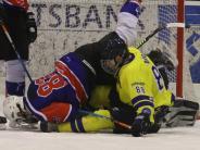 Eishockey: Türkheim räumt die kleinen Wölfe ab