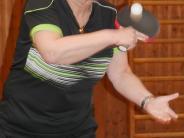 Tischtennis: Keine Frage des Alters