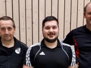 Tischtennis: Haubenhofer und Adolph siegen im Einzel