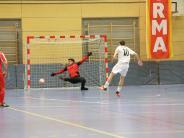 Futsal-Landkreiscup 2017: Die Vorrunde in Bildern
