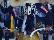 Bobsport: Für Kagerhubers Olympia-Traum wird es eng