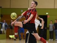 Futsal: Möttingen und Ederheim im Endturnier