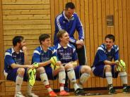 Futsal: Die Mattsieser Parole: Spaß haben
