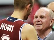 Basketball: Der Lieblingsspieler des Bayern-Präsidenten