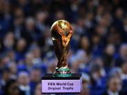 News-Blog: Über drei Millionen Ticket-Wünsche für die Fußball-WM 2018 in Russland