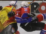 Eishockey: Die erste Revanche ist geglückt